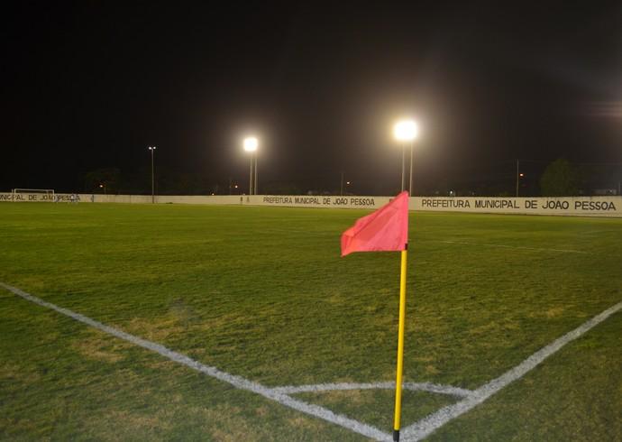 Estádio Tomazão (Foto: Cisco Nobre / GloboEsporte.com)