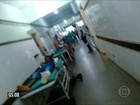 Pacientes reclamam que falta até alimentação em hospital no AC