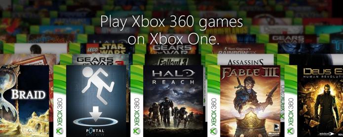 Lista conta com grandes exclusivos, como Fable 3 e Halo: Reach (Foto: Divulgação/Microsoft)