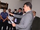 Dreiser Alencar, da Rede, toma posse como vereador de Macapá