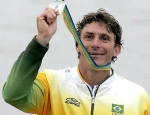 Sebastián Cuattrin conquistou Ouro e Prata nos Jogos Pan Americanos do Brasil (Foto: Divulgação)