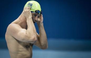 Vice-campeão mundial, Farrenberg é convocado para os Jogos Paralímpicos