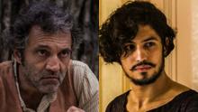 Domingos Montagner fala sobre encontro de Santo com Miguel (Inácio Moraes/Gshow e Caiuá Franco/Globo)