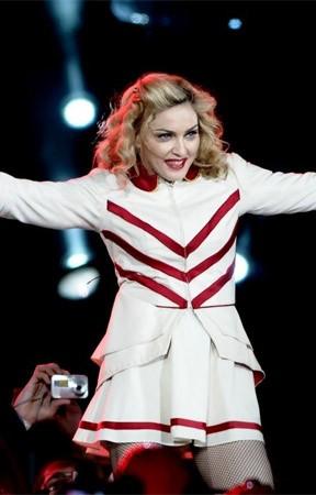 Madonna (Foto: Francisco Cepeda / AgNews)
