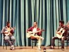 Trio Shambala faz show em Rio das Ostras, RJ, no projeto 'Soul da Casa'