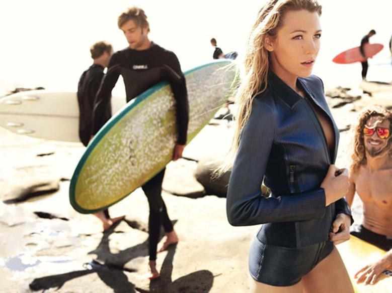 Resultado de imagem para moda inspirada nos mergulhadores