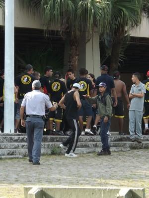 São Bento x Atlético Sorocaba, Campeonato Paulista Sub-20 (Foto: Natália de Oliveira)