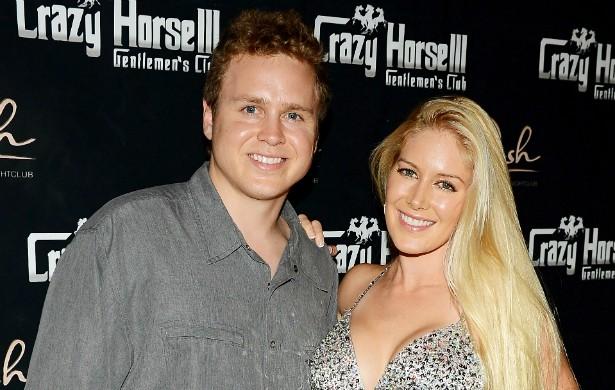 Spencer Pratt e Heidi Montag são estrelas do reality show. Quando ela cogitou divórcio, ele ameaçou publicar um vídeo dela transando com outra mulher. Mas o casal se reconciliou e Pratt não tocou mais no assunto. (Foto: Getty Images)