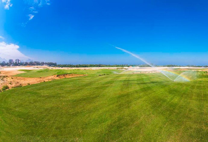 Campo de Golfe (Foto: Alex Ferro / Comitê Rio 2016)