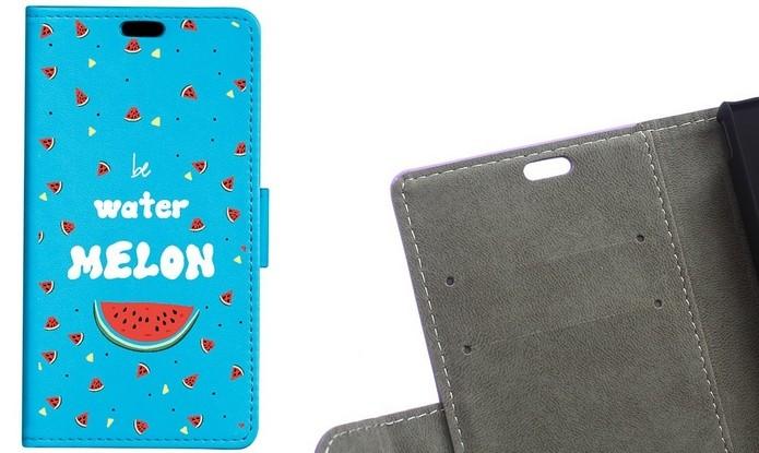 Capa carteira para Sony Xperia M4 Aqua (Foto: Divulgação/BeCool)