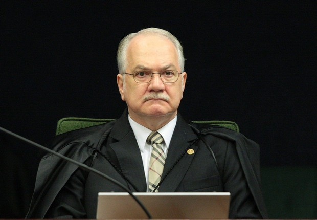 O ministro do Supremo Tribunal Federal (STF), Luiz Edson Fachin (Foto: Carlos Moura/SCO/STF/Divulgação)