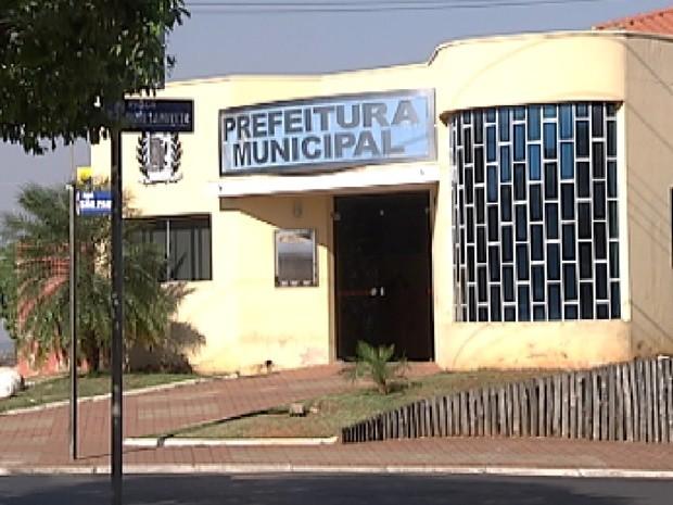 Apenas um candidato disputa as Eleições 2012 em Jaci (Foto: Reprodução/TV Tem)