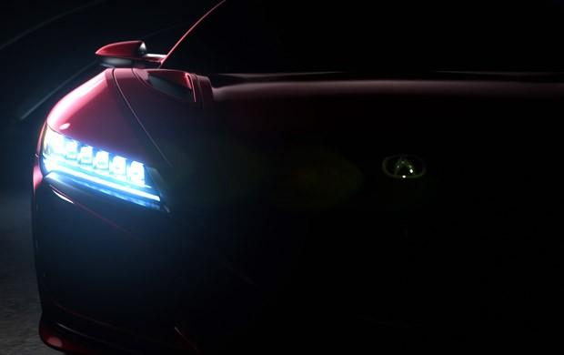 Acura NSX Hybrid (Foto: Divulgação)