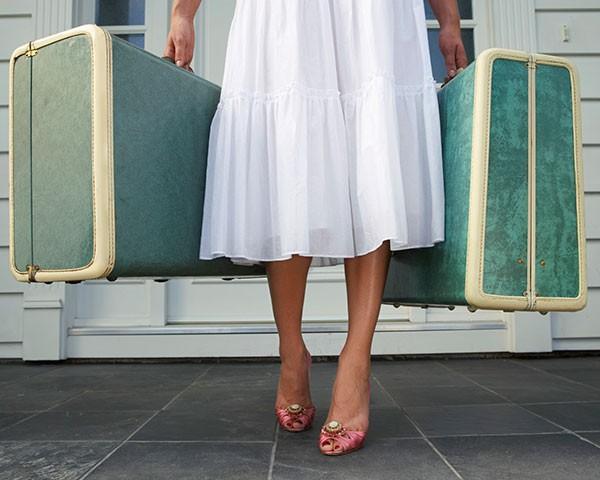 Faça as malas de forma mais rápida (Foto: Think Stock)