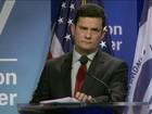 Moro defende liberdade de imprensa em palestra nos EUA