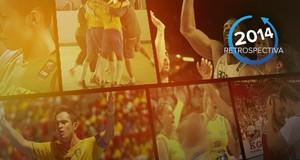 Carrossel retrospectiva esportes coletivos (Foto: GloboEsporte.com)