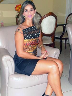 Heidy Moreira era orientadora na Escola Padre Josimo Tavares (Foto: Arquivo Pessoal)