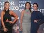 Ex suposto affair de Kaká vai a evento de Carol Celico em São Paulo