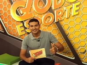 Rogério Simões está de volta com Globo Esporte Local (Foto: Divulgação)