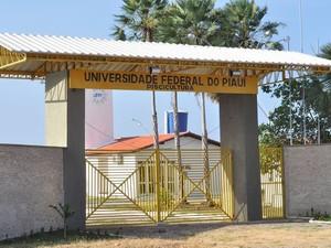 Unidade de Pisicultura permanece fechado e alunos fazem estágio no Ceará (Foto: Janaina Leocadio)