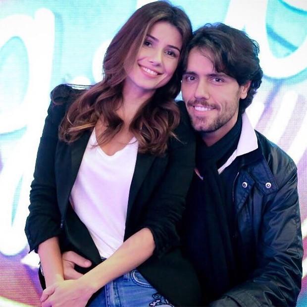 Paula Fernandes e Thiago Arancam (Foto: Reprodução /  Instagram)