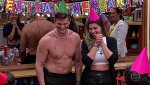 Big Brother Brasil 17 - Programa de segunda-feira, dia 20/03/2017, na íntegra