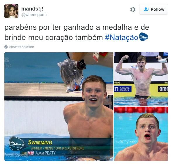 meme primeiro fim de semana olimpíada 7 (Foto: Reprodução/Twitter)