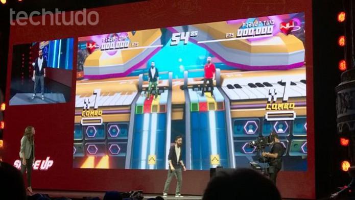 E3 Ubisoft (Foto: Isadora Díaz/TechTudo)