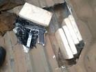 Polícia apreende 24 kg de cocaína e pistola em fundo de pick-up em MS