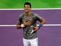 Djoko bate Murray e é campeão em Doha em prévia do Aberto da Austrália