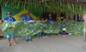 Verde e amarelo começa a ganhar as ruas de Campo Grande para a Copa do Mundo
