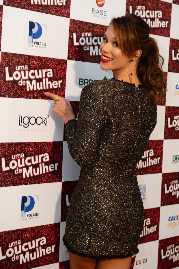 Mariana Ximenes (Foto: Roberto Teixeira / ego)