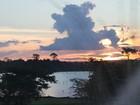 Tempo estável com sol entre muitas nuvens neste domingo, 29, em RO