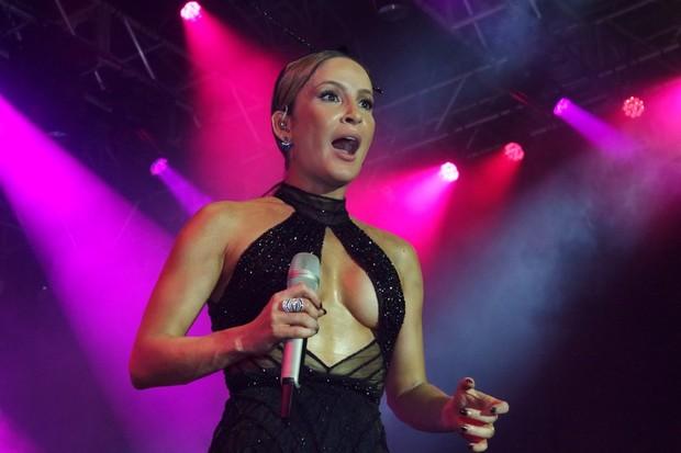 Claudia Leitte (Foto: Marcelo Loureiro/AgNews)