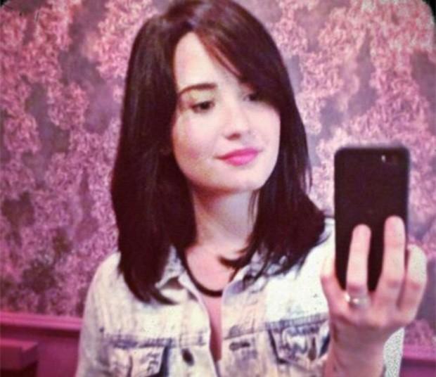 Demi Lovato (Foto: Reprodução / Twitter)