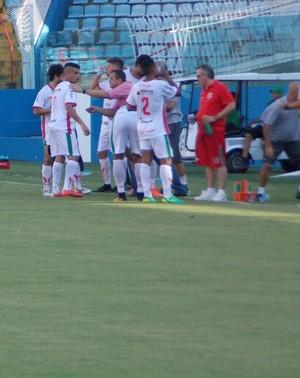Alan George técnico Velo Clube (Foto: Paulino Mello / Velo Clube)