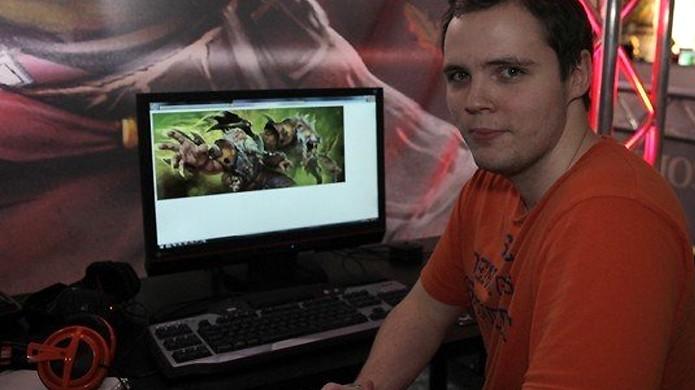 Henrik é conhecido pelo seu estilo Lone Druid e sozinho já ganhou 18 torneios (Foto: businessinsider.my)