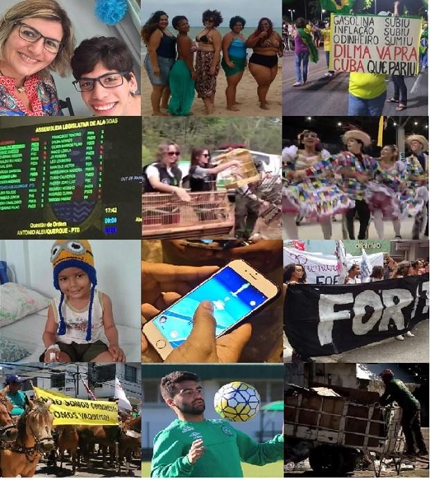 G1 destaca os acontecimentos mais importantes de 2016 em Alagoas (Foto: G1 AL)