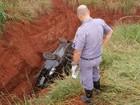 Homem é encontrado morto dentro de carro (Valdir Moreira/Rádio Azul Celeste)
