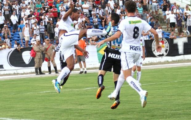 Treze 3x4 Botafogo-PB - Campeonato Paraibano (Foto: Magnus Menezes / Jornal da Paraíba)