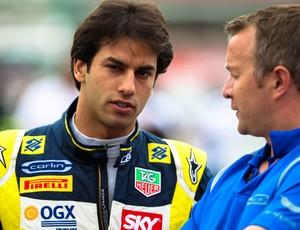 Felipe Nasr gp2 barcelona (Foto: Malcolm Griffiths / GP2 series media)