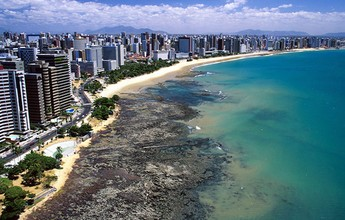 Com craques mirando mundial do Rio, Fortaleza recebe Copa BR de futevôlei