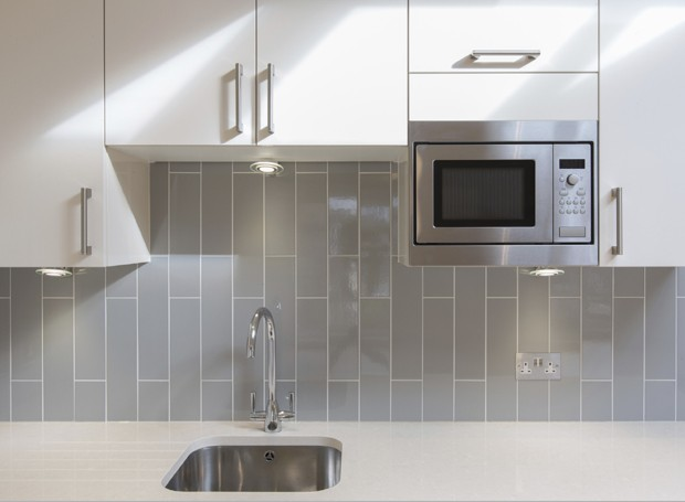 cozinha; revestimento (Foto: ThinkStock)