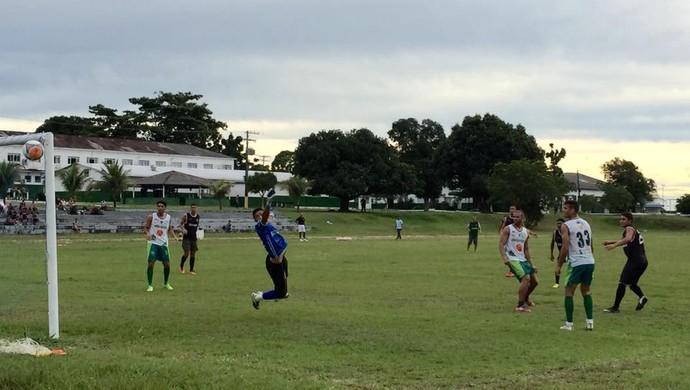 manaus, amazonas, jogo-treino, rio negro, goleada (Foto: Reprodução/Facebook)