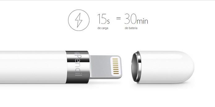 Acessório tem conector Lightning (Foto: Divulgação/Apple)