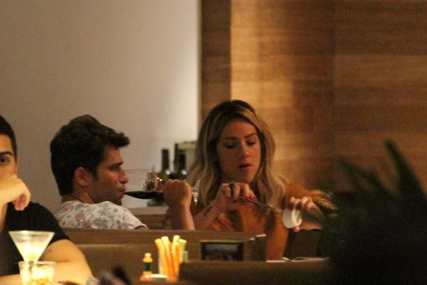 Bruno Gagliasso e Giovanna Ewbank (Foto: Fabio Moreno/Agnews)