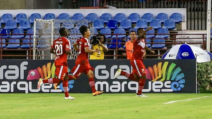 CRB x ASA, no Rei Pelé (Foto: Ailton Cruz / Gazeta de Alagoas)