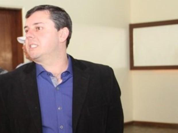 Cristiano Cardoso da Silva tenta manter o resultado das eleições em Bom Jardim da Serra (Foto: São Joaquim Online/Divulgação)