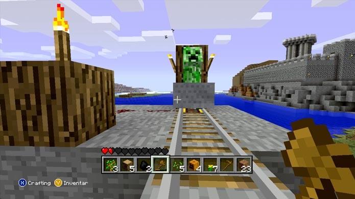 Minecraft (Foto: Divulgação)