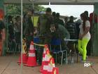 'Situação é dramática', diz Richa sobre estragos da chuva em Foz do Iguaçu